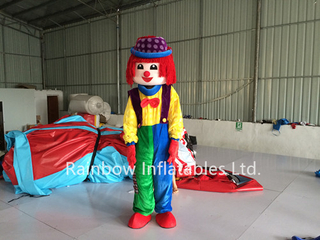 RB25009(2.2MH) Rainbow Hot Sale clown Fur Costumes