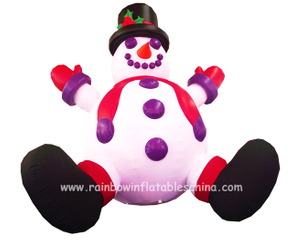 RB20007(2.5mh) Inflatable snowman for sale