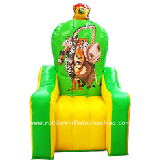 RB20006-2(2.2m)Inflatable Rainbow party chair for sale