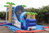 Outdoor Commercial Durable Inflatable Moana Combo for Sale