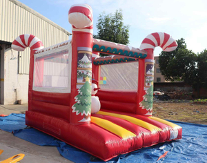 Christmas Party Bounce House