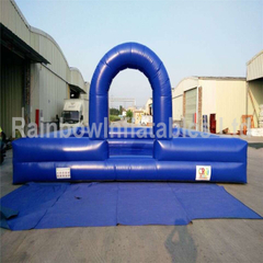 Large Outdoor Inflatable Foam Pit Foam Machine for Kids