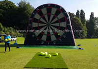 Hot Sale Inflatable Foot Dart Board, Welcome To Order It