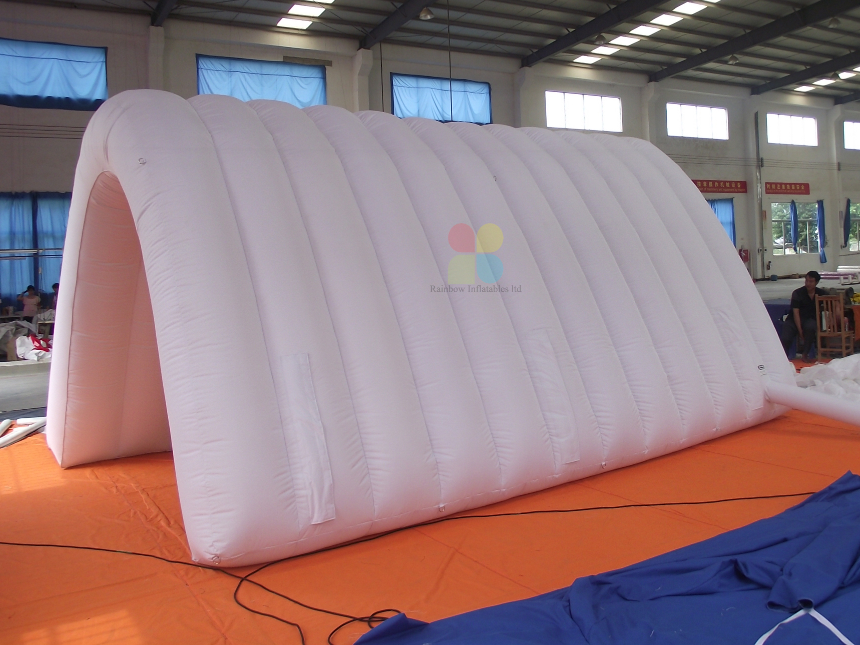 Outdoor Commercial Inflatable Trade Show Tent Proof Tent for Sale