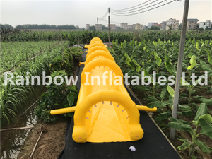 Popular Commercial Inflatable Slip N Slide Inflatable Slide The City for Sale