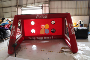 Inflatable Shoot Out Football Game Supplier