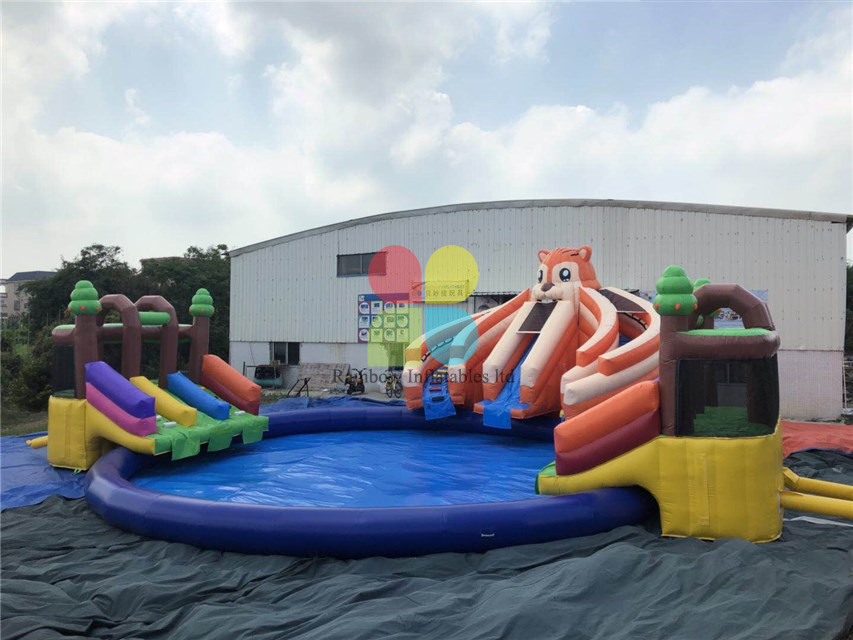 Used Fiberglass Water Slide for Sale Used Water Slides for Sale Water Game