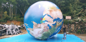 Inflatable Satellite View Globe China