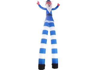 RB23020(6mh)Inflatable tube air man dance sky dancer air dancer