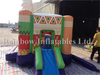 RB1058(3.8x2m)Inflatable Rainbow Kids bouncy castle