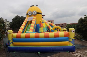 Inflatable Minions Funcity