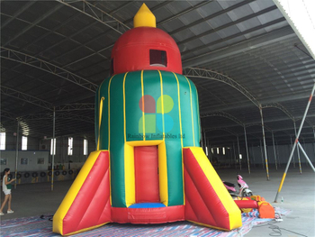 Inflatable Parachute Rocket Launcher Manufactuer And Supplier