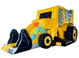 ODM Inflatable Truck Bouncer Combo by Rainbow