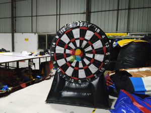 Outdoor Mini Inflatable Dart Board Game