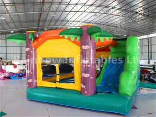 Outdoor Commercial Jungle Inflatable Bouncers