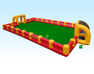 Inflatable Soccer Field for All Age