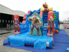 Most Attractive Commercial Inflatable The Avengers Slide for Children