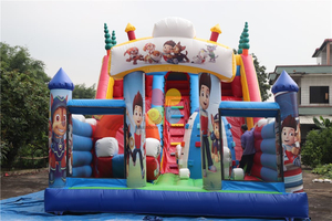 Inflatable Paw Patrol Theme Park