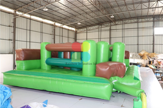 Factory Wholesale Custom Inflatable Obstacle Course for Kids