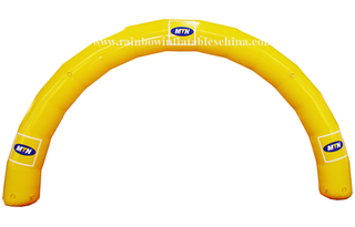 RB21017(10m) Inflatable logo printing product double arch for event