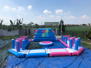 Lake Inflatables Water Games Used Fiberglass Water Slide for Sale Used Water Slides for Sale