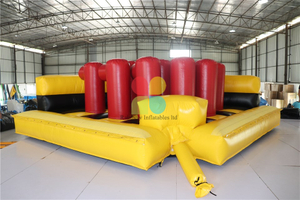 Wholesale Obstacle Inflatable Bouncers Kids Inflatable Bouncer Obstacle Courses