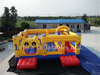Outdoor Small Inflatable Pikachu Bounce Playground for Toddlers