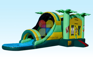Toddlers Juniors Inflatable Module Jumpers