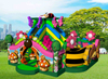 Amazing INFLATABLE Bee Play World Inflatable Flower Funcity