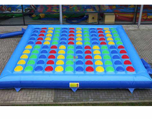 Giant Inflatable Twister Board Competition Inflatable Twister Game