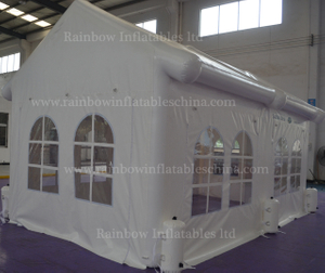 Hot Sale Outdoor Air Tight Inflatable Camping Tent Wedding Tent
