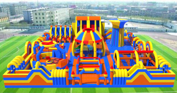 China Giant Indoor Inflatable Theme Park