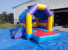 Inflatable Bounce House And Jumping with Slide For Kids