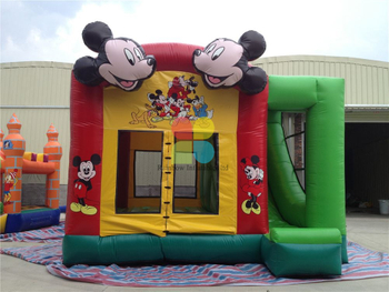 Inflatable Disney Mickey Bouncer