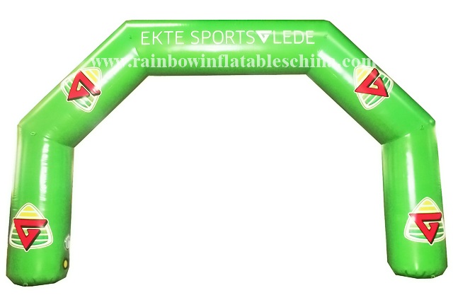 RB21018(5mh) Inflatable Colorful cheap PVC arch for sale