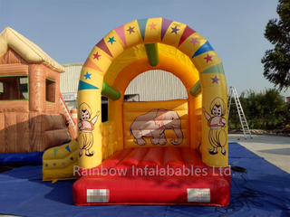 RB1029(4.2x4x3m))Inflatable Children Bouncer for Family Use or Commercial Use