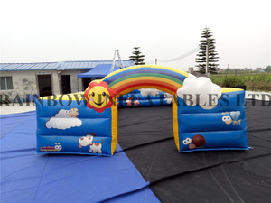 RB20024(7x4m) Inflatable New Design Fence for Sport or Children Park