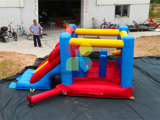 Mini Outdoor Commercial 2 in 1 Inflatable Combo for Children