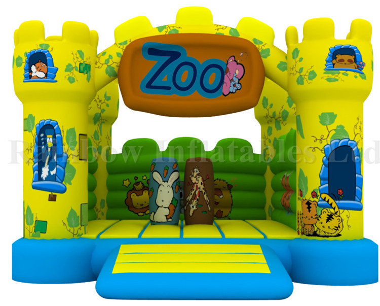 RB01058(4x5m) Inflatable annimals Bouncer house with high quality