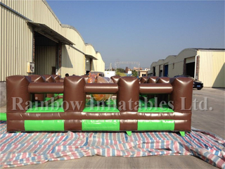 RB9124-4(dia 6.4m)Inflatables Camel Machine And Mattress For Sale