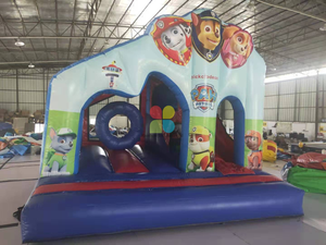 Inflatable Paw Patrol Bounce Combo with Slide