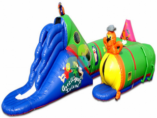 Newest Design of Inflatable Tunnels for Toddler