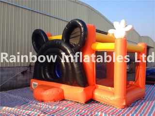Indoor Inflatable disney mickey bouncy castle for sales