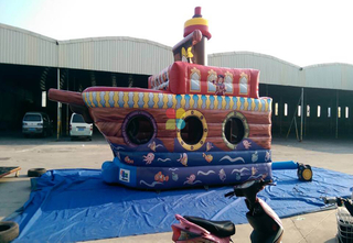 Inflatable New Arrival Pirate Boat for sale