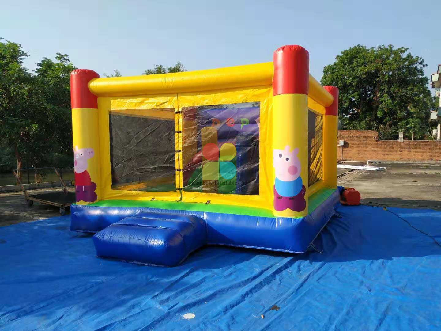 Peppa Pig Inflatable Jumping Castle