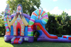Inflatable Candy Land Sugar Shack Combo
