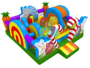 newest design candy funcity bounce house jumper inflatable bouncer