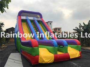 Most Popular Inflatable Dry Slide Colorful Slide for Sales Best Selling Inflatable Slides Stock Inflatable Slides Ready for Shipment