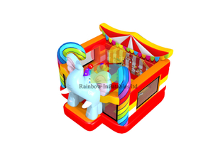 new design Dumbo inflatable mini bouncer for rental business