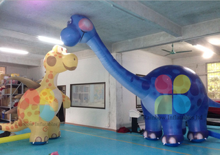 Very popular inflatable customized animal outdoor inflatable decoration for events